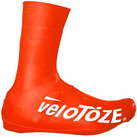 veloToze Road 2.0 Osłony na buty Long, red